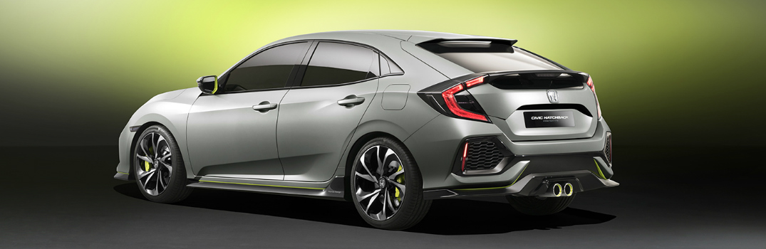 2017 Honda Civic Hatchback Release Date and Features