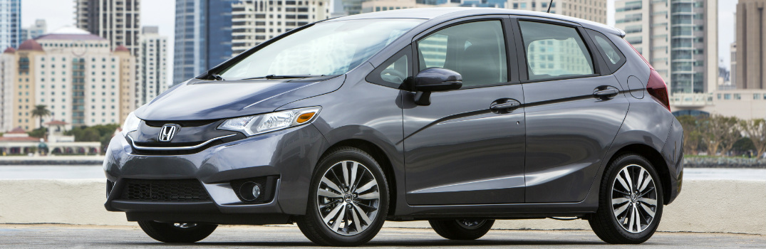 2017 honda fit trims pricing and fuel economy ratings for Honda fit 2016 price