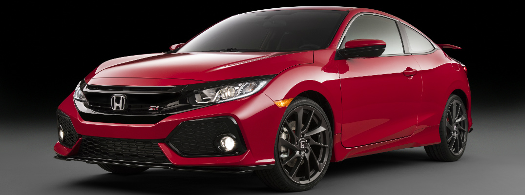 2017 honda civic si u s release date debut and features. Black Bedroom Furniture Sets. Home Design Ideas