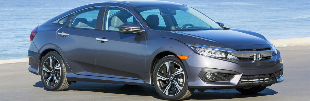 2017 honda civic performance and fuel efficiency features for Schaumburg honda service hours