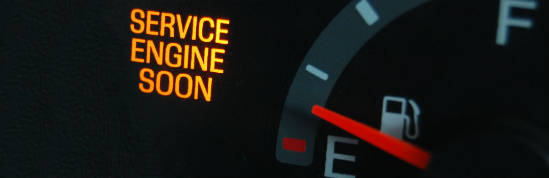 What Does the Check Engine Service Light Mean?