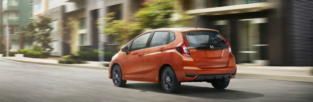 What s new in the 2018 honda fit schaumburg honda for Schaumburg honda service hours