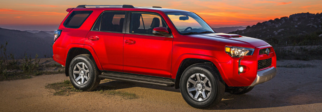 2017 Toyota 4runner Trim Levels And Features