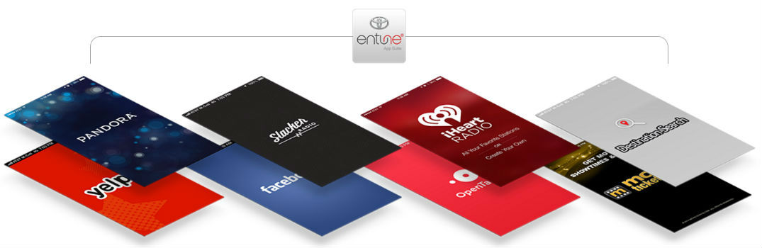 What Is Toyota Entune App Suite And How Does It Work