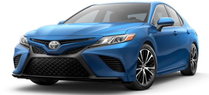 Best option in camry toyota