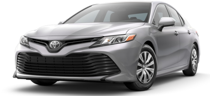 Toyota Camry Commercial Song >> 2018 Toyota Camry exterior paint color options
