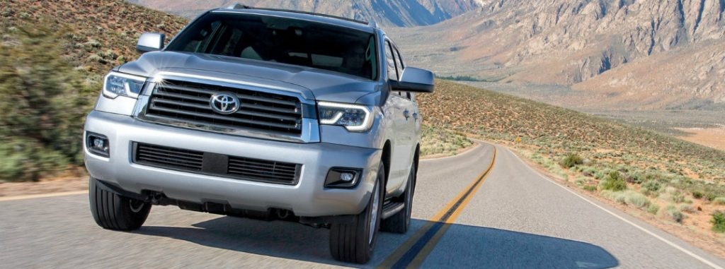 2018 Toyota Sequoia Engine Performance And Interior Features
