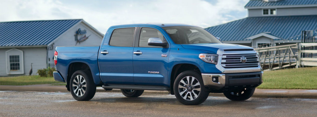 2018 Toyota Tundra Available Engine Options And Performance