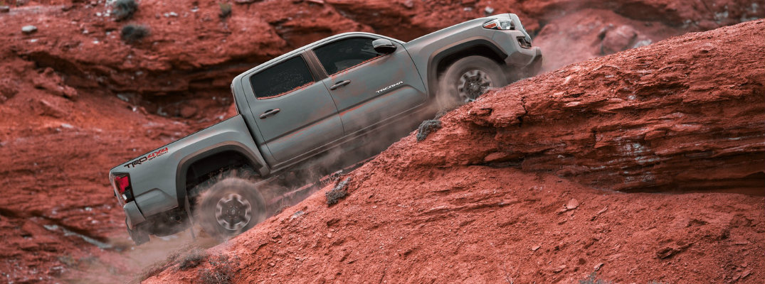 How well can the 2018 Toyota Tacoma perform?