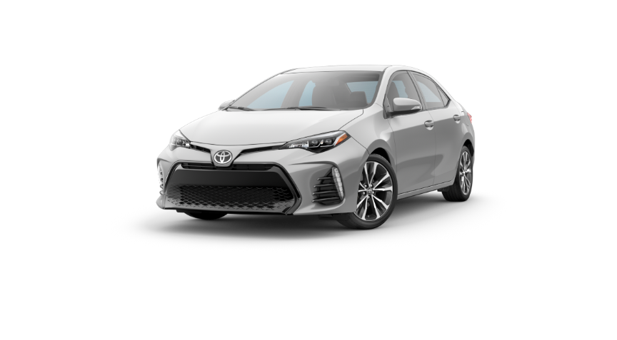 2018 Toyota Corolla Available Exterior Paint Color Options