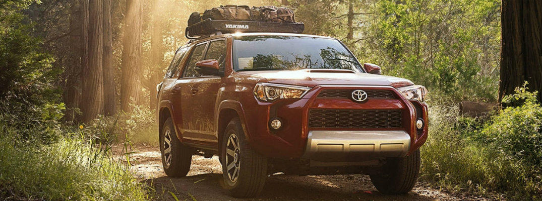 2018 toyota 4runner seating capacity and interior features. Black Bedroom Furniture Sets. Home Design Ideas