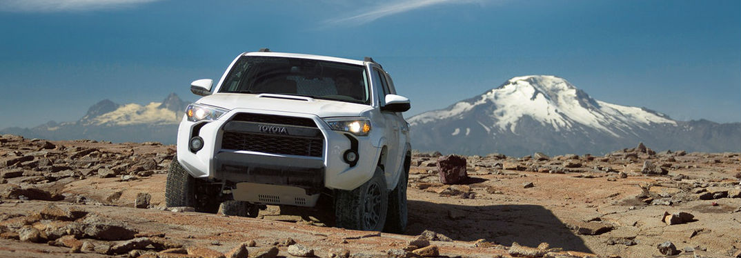Toyota 4Runner Offers Up Long List of Off-Road-Friendly Features