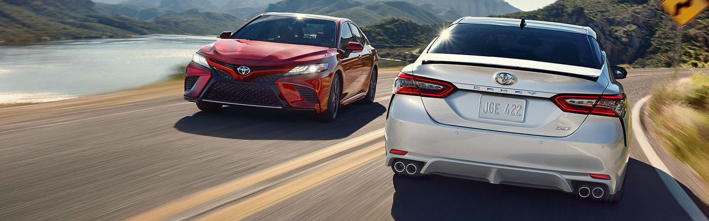 2018 toyota camry vs camry hybrid fuel economy ratings for Electric motor repair los angeles