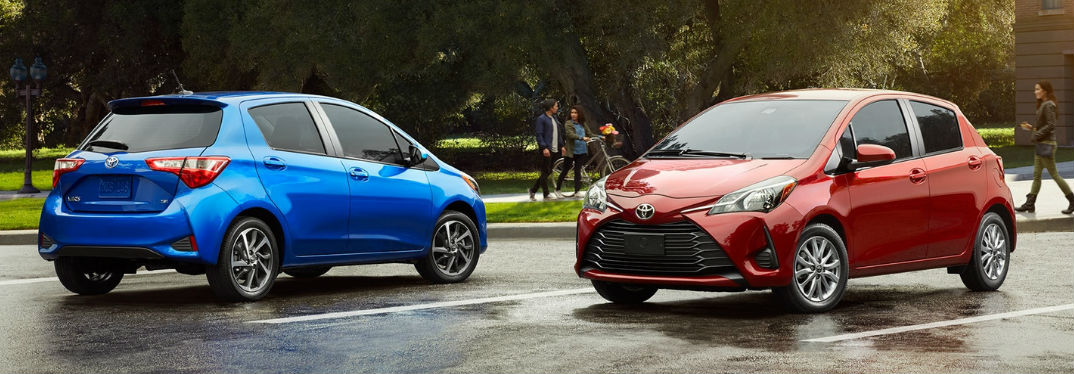2018 toyota yaris fuel economy ratings. Black Bedroom Furniture Sets. Home Design Ideas