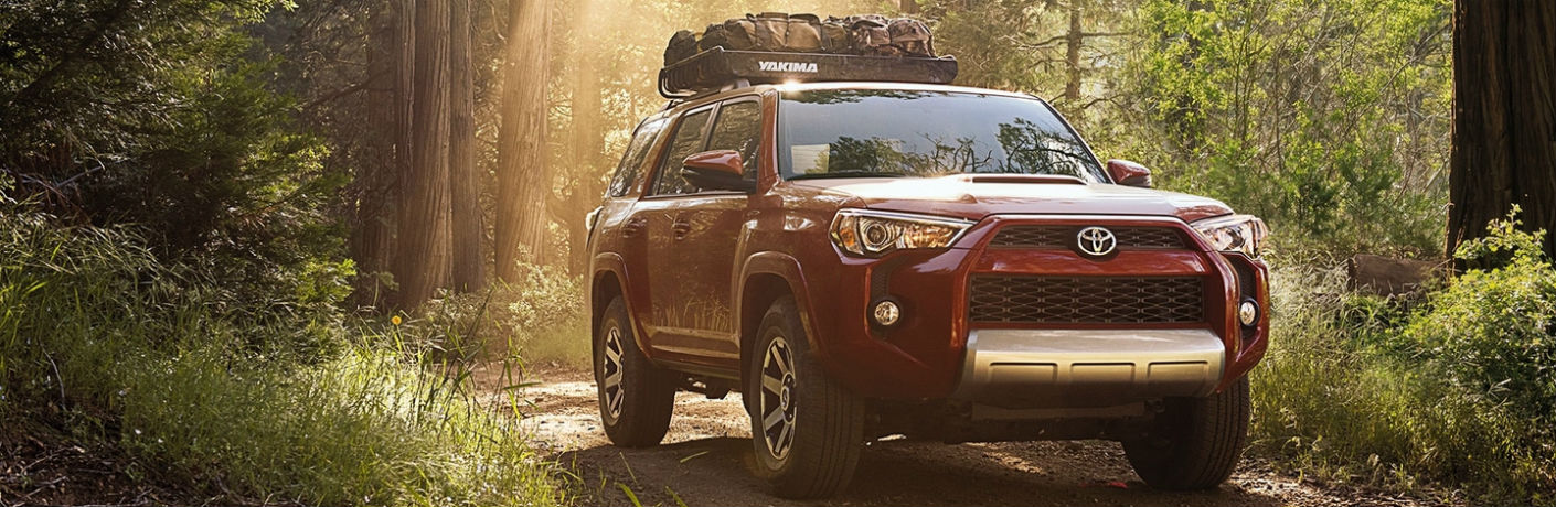 2018 Toyota 4Runner Interior Features