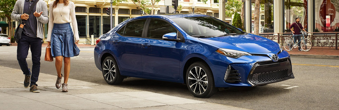 The 2019 Toyota Corolla Sedan Has Arrived