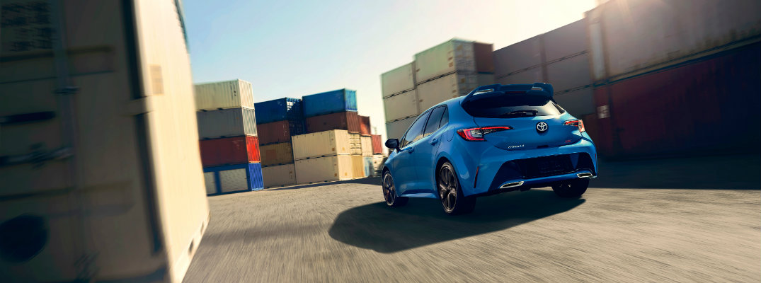 2019 Toyota Corolla Hatchback Greater Than Commercials Bill