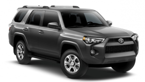 2019 Toyota 4Runner in Magnetic Gray Metallic