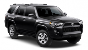 2019 Toyota 4Runner in Midnight Black Metallic