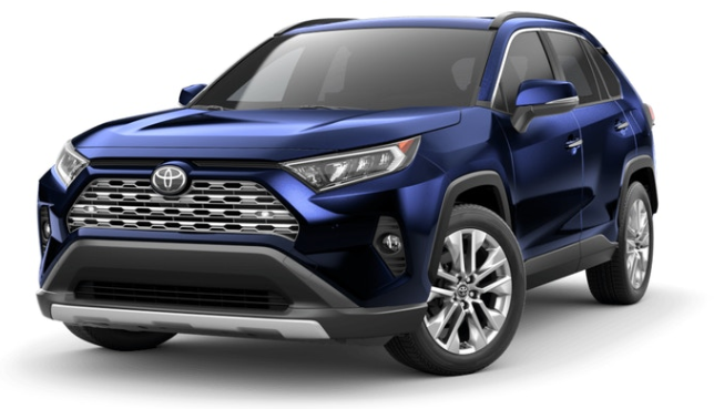 2019 Rav4 Blueprint O Bill Alexander Toyota