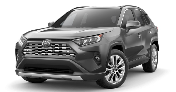 2019 Toyota Rav4 Available Exterior Paint Color Options Bill