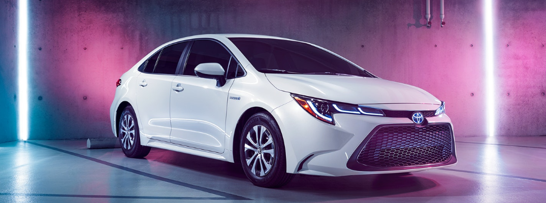 2020 Toyota Corolla Hybrid Photo Gallery