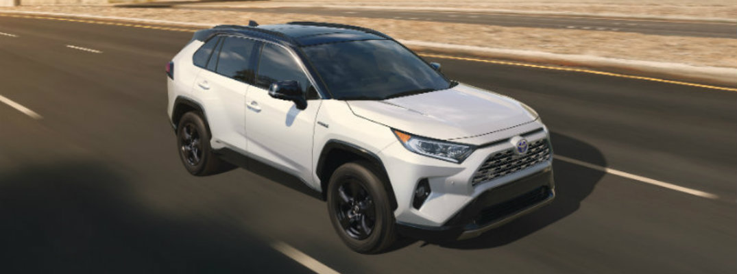How well does the 2019 Toyota RAV4 perform?