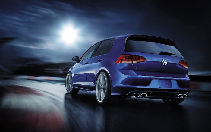 2018 Volkswagen Golf R Tech Spotlight