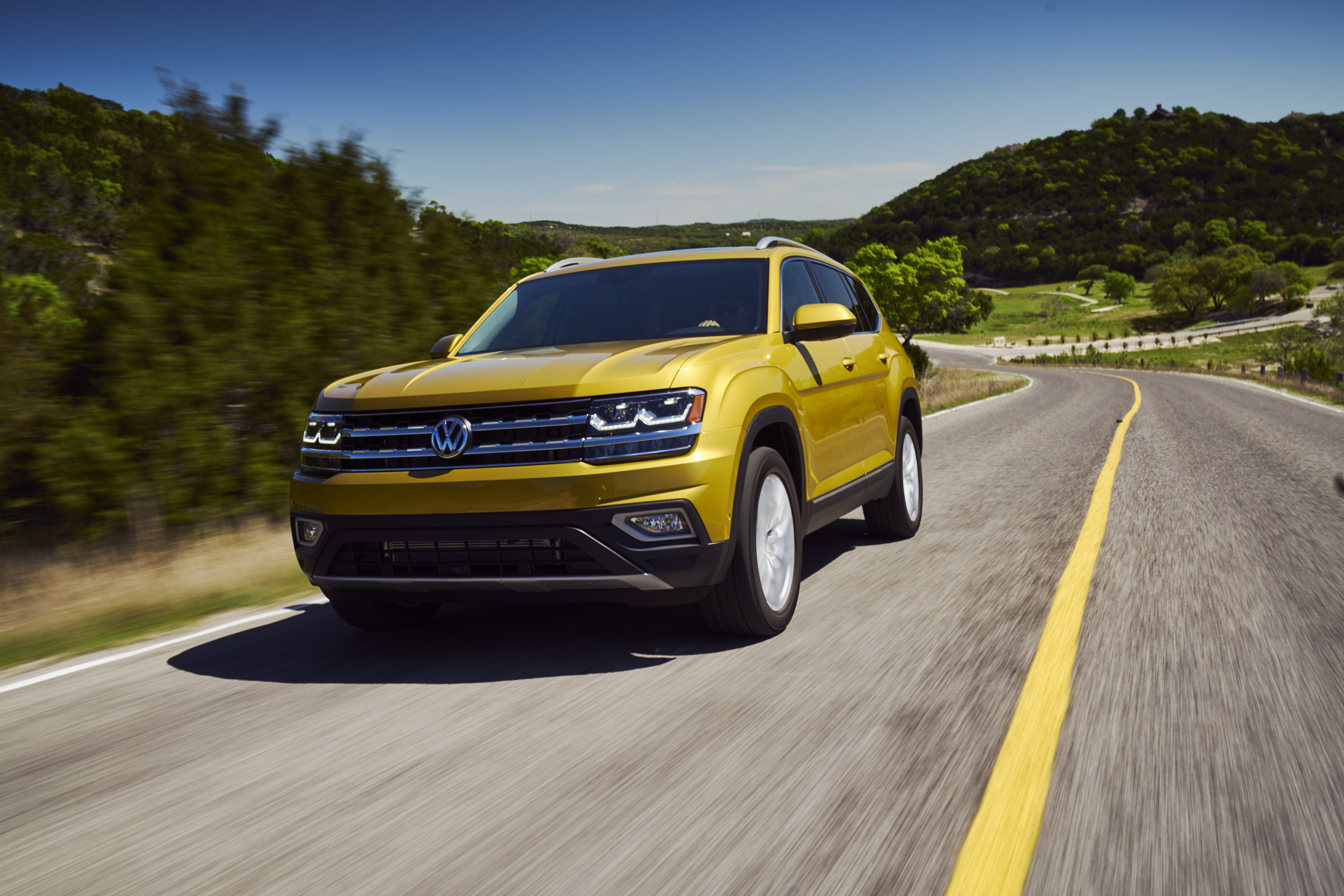 2018 Volkswagen Atlas near Branford, CT