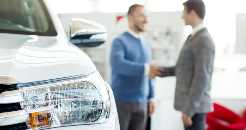 Documents to Bring When Buying a Car