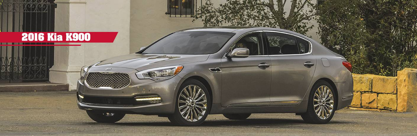2016 Kia K900 release date and features Naples Fort Myers Marco Island FL
