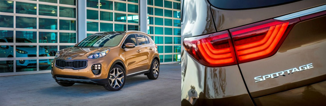 2017 Kia Sportage release date crossover horsepower cargo room Naples Fort Myers Cape Coral Bonita Springs Marco Island FL