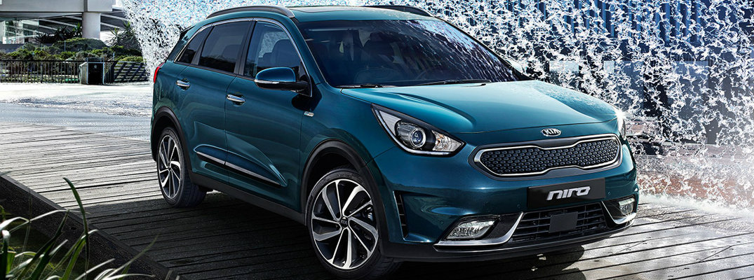 2017 kia niro huv release date and features. Black Bedroom Furniture Sets. Home Design Ideas