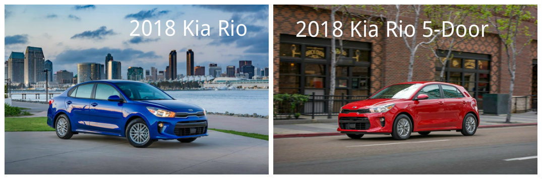 Debut And Release Details Kia Rio And Kia Rio Door - Naples car show 2018