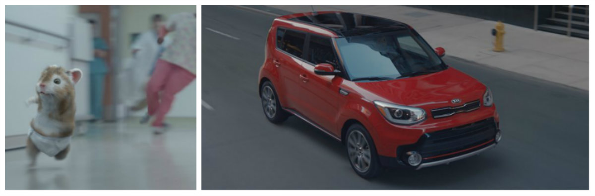 Kia Soul Commercial >> 2017 Kia Soul Commercial The Turbo Hamster Has Arrived