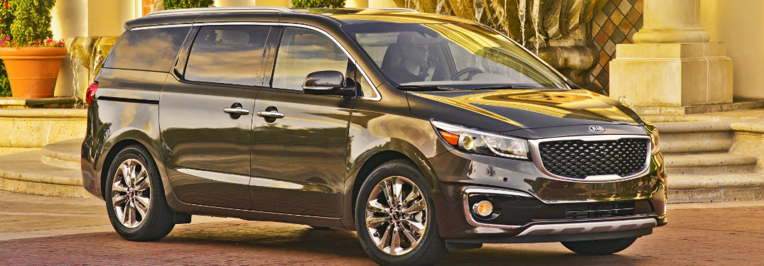 Safety Features in the 2018 Kia Sedona