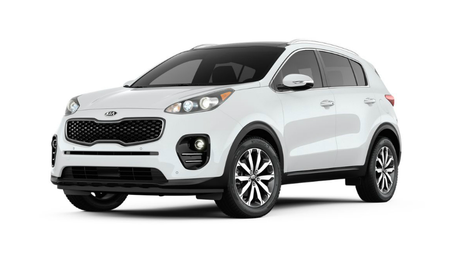 What Colors Does The 2018 Kia Sportage Come In