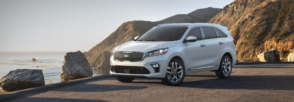 What Colors Does the 2019 Kia Sorento Come in?