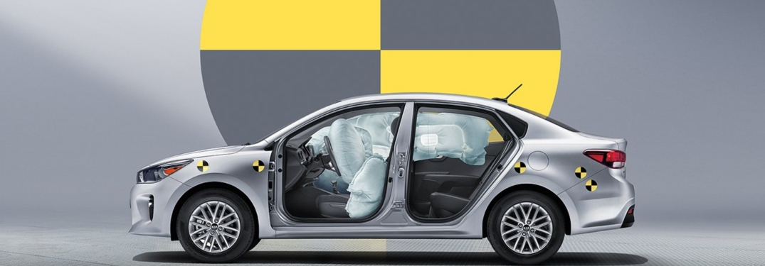 Airbags going off in 2018 Kia Rio