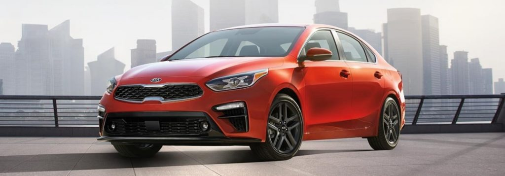 What Colors Does the 2019 Kia Forte Come in?