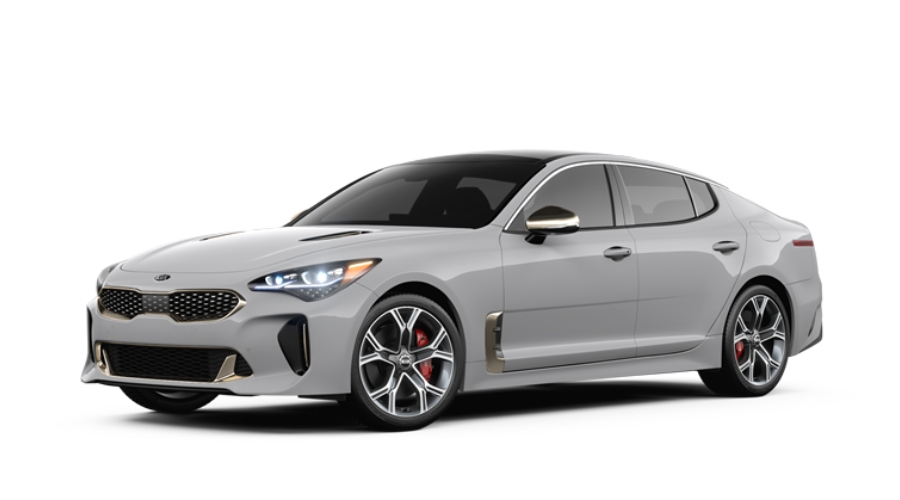 Color Options For The 2019 Kia Stinger