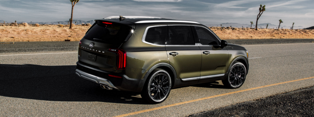 What Colors Does The 2020 Kia Telluride SUV Come In ...