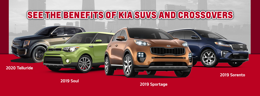 Which Kia SUV or Crossover Tows the Most? Gets the Best MPG?