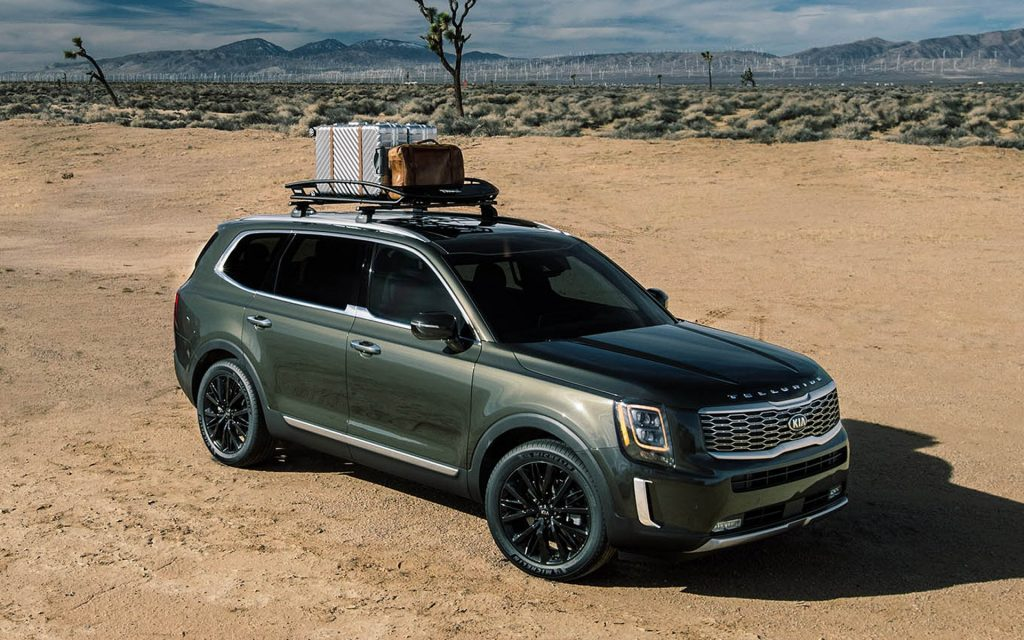 When Can We Expect The 2020 Kia Telluride To Hit The Lot Airport Kia Of Naples