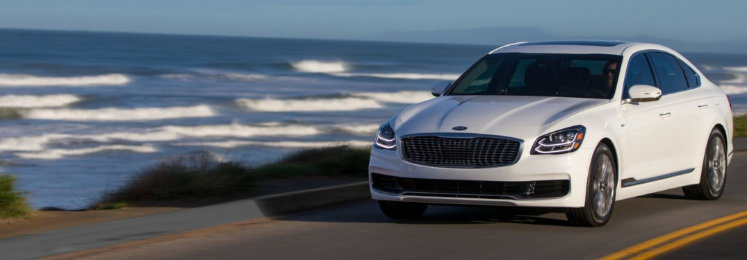 Pick Out a Luxurious Color for Your 2019 Kia K900