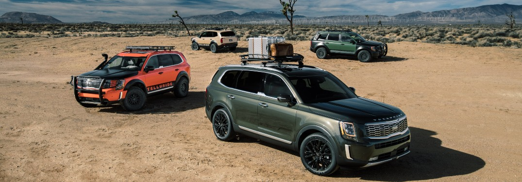 2020 Kia Telluride takes home Top Safety Pick Award