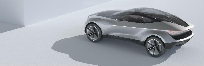 2020 Kia Futuron Electric SUV Coupe Concept Specs & Features