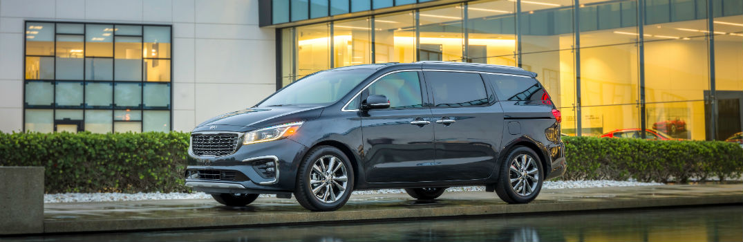 2020 Kia Sedona Trims, Price & Safety Technology
