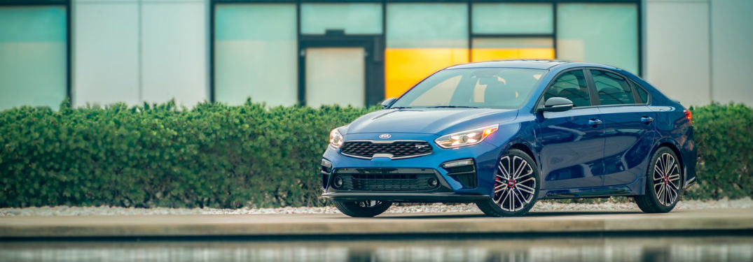 Check out these photos of the 2020 Kia Forte at the Chicago Auto Show