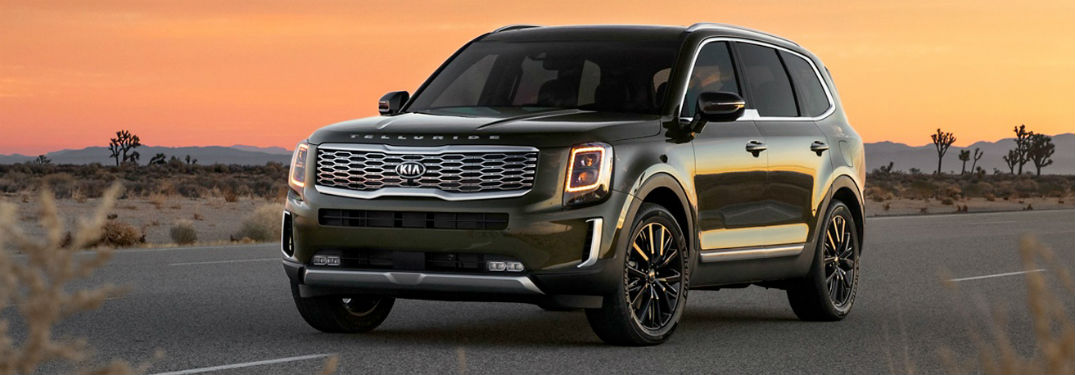 How safe is the 2020 Kia Telluride?